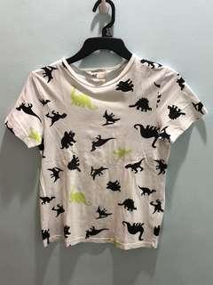 H&M Dinosaur Shirt