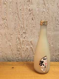 蘇州特產米久牌2 %酒精 原汁原味清新桂花糯米酒 330ml Suzhou original osmanthus rice wine 2% alcohol