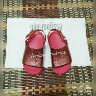 MINI MELISSA Beach Slide Sandal 💯 Original