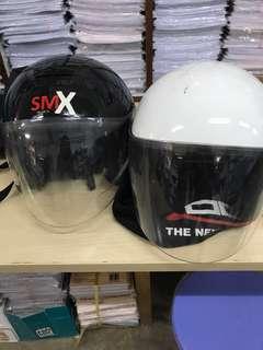 Helmet & shoe protector