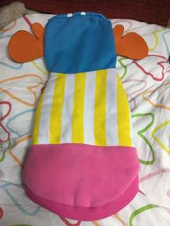Dog clothes size 14