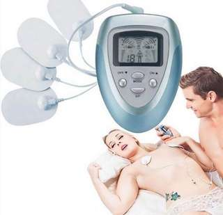 Vibrate and Massage Acupuncture Points Machine