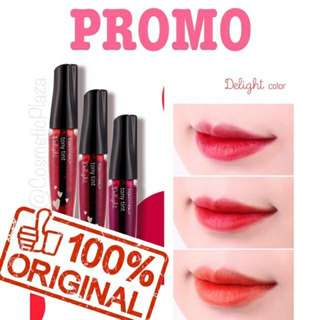 NEW Tony moly lip tint ORIGINAL