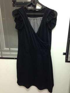 Black Blaster Dress