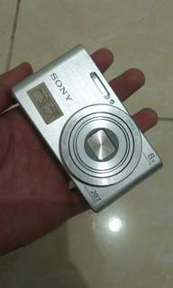Camera pocket SONY