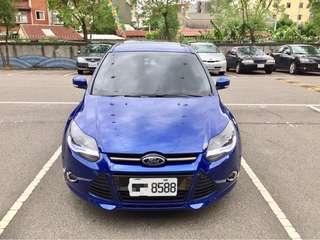 原廠保固中2015出廠Focus柴油頂級運動版