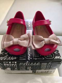 Mini Melissa Ultragirl with Ribbon