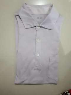 UNIQLO - Polo Shirt/ Kaos Berkerah Pria