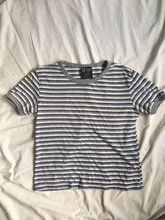 Ringer striped tshirt