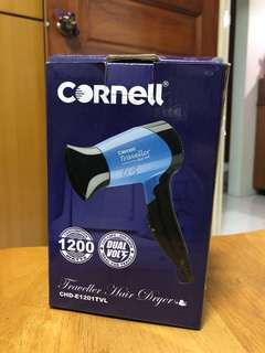Cornell Traveller Hair Dryer