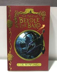 The Tales of Beedle The Bards by J.K. Rowling