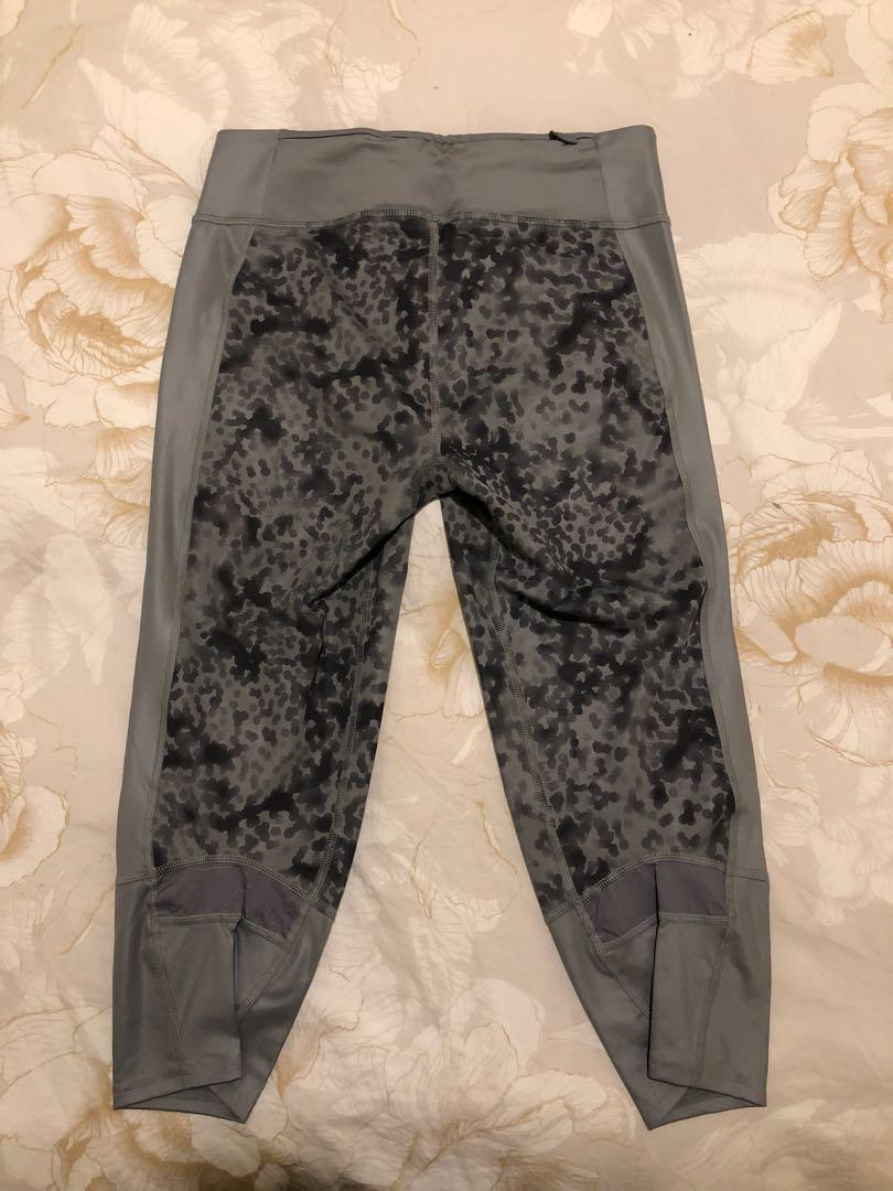 Adidas clima cool 3/4 tights, szS (8-10au), new with tag.
