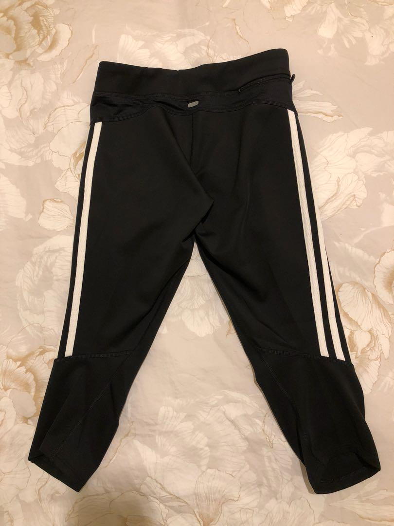 Adidas climalite 3/4 tights, sz10, used only once.