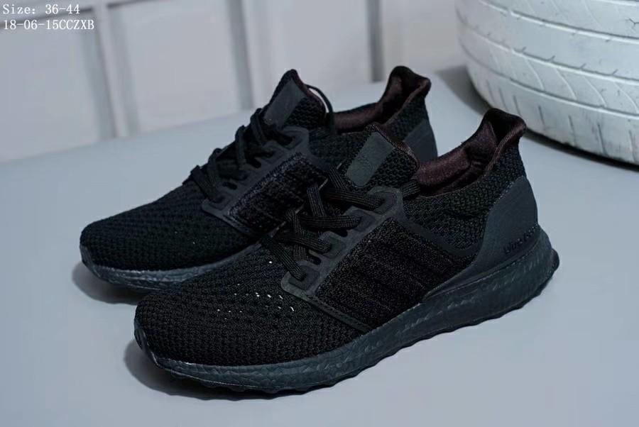 watch 27ae1 f2723 Adidas Ultra Boost Triple Black 4.0 BASF BOOST