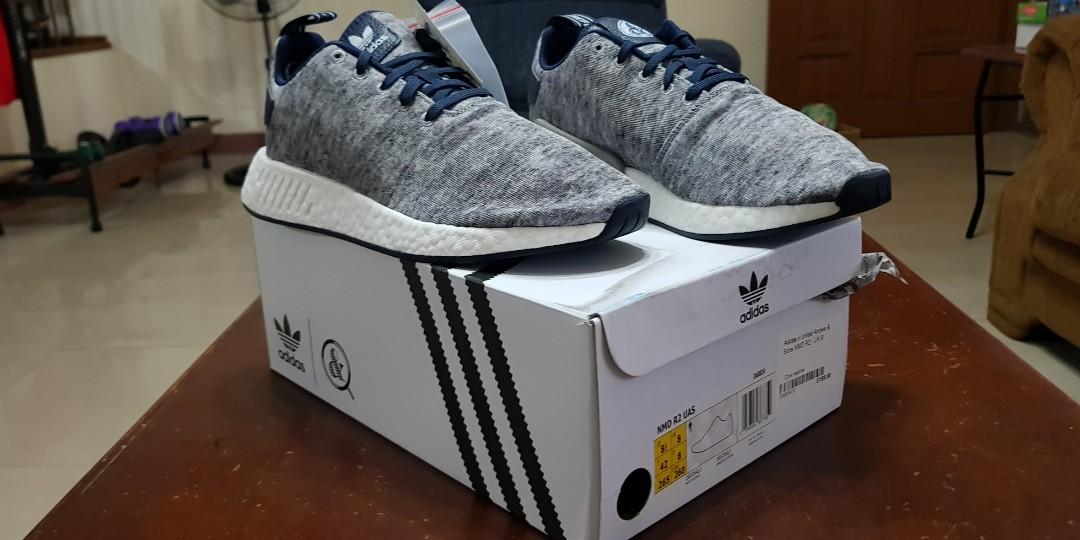 Adidas x United Arrows & Sons NMD R2, hombre 's Fashion, calzado en