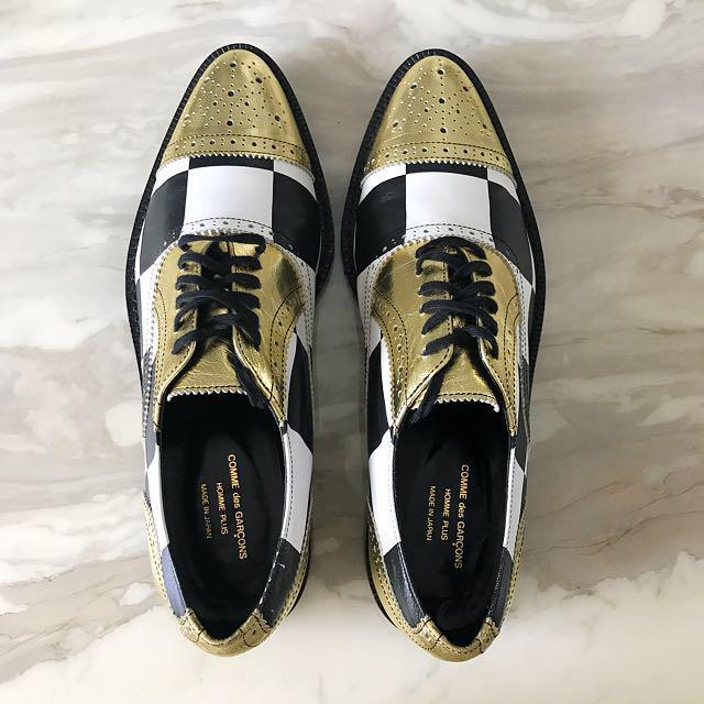 Authentic Comme des Garcons Men's Shoes