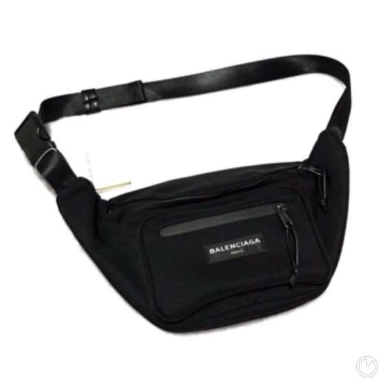 dcab887d3dae Balenciaga Sling Bag Waist Pouch