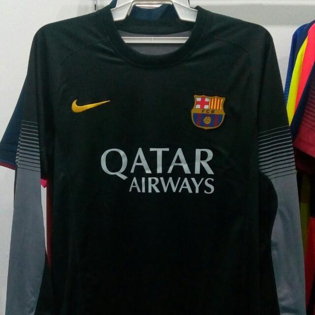 watch feda5 56b4c Barcelona 2013/14 Goalkeeper Home Kit S Size