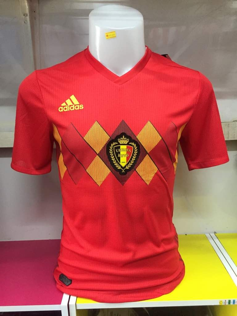0a51d82fa19 Belgium Home World Cup 2018 (Player Issue), Sports, Athletic ...