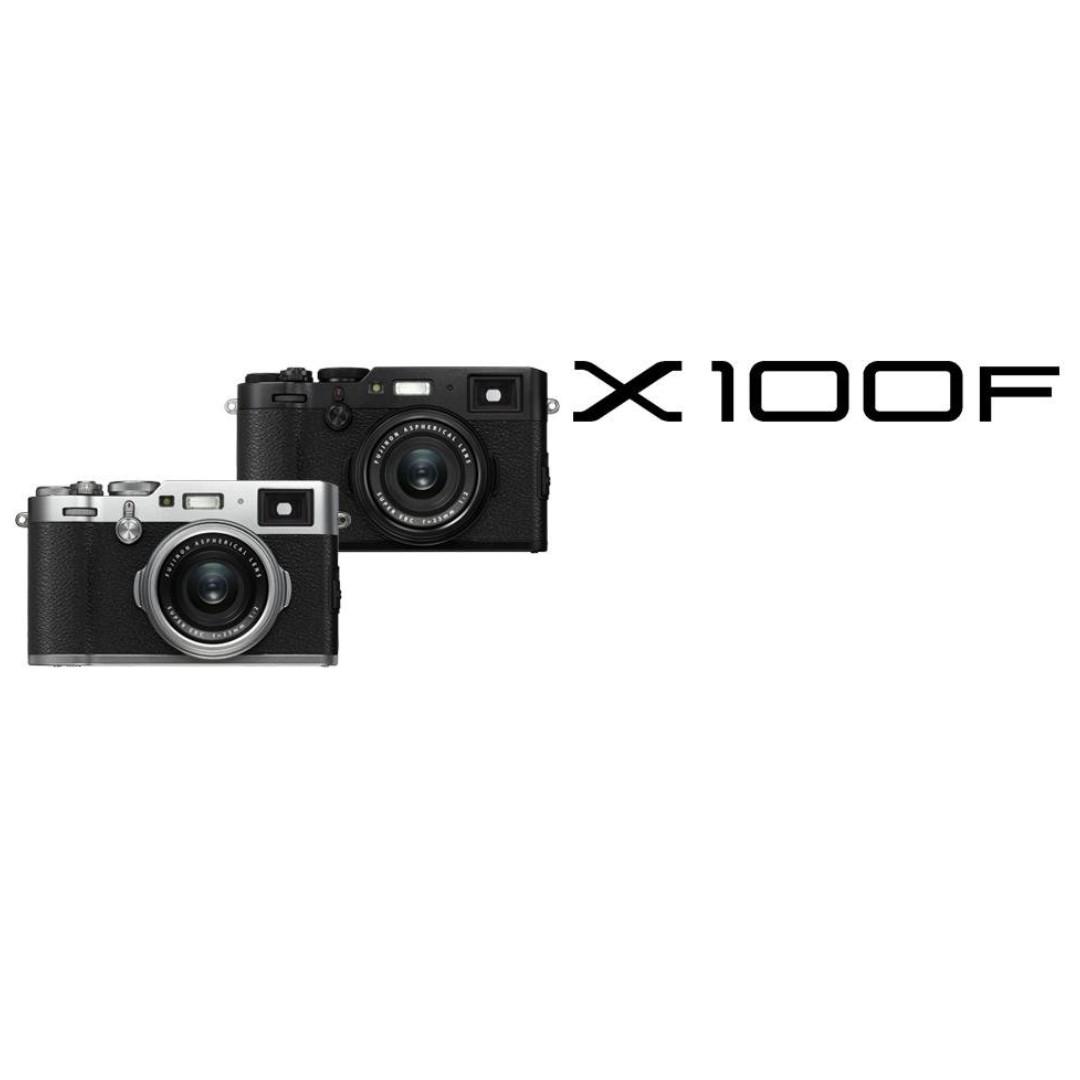 BNIB - Fujifilm X100F Silver