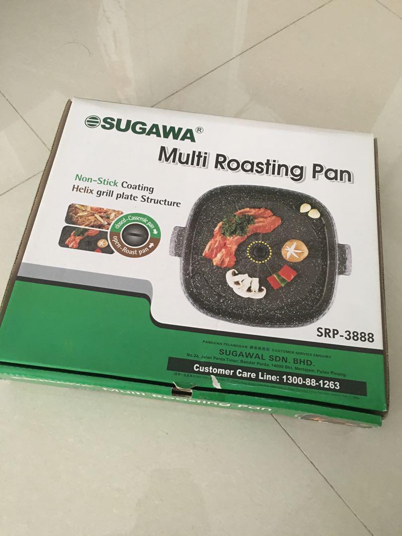 BNIB SUGAWA ROASTING PAN