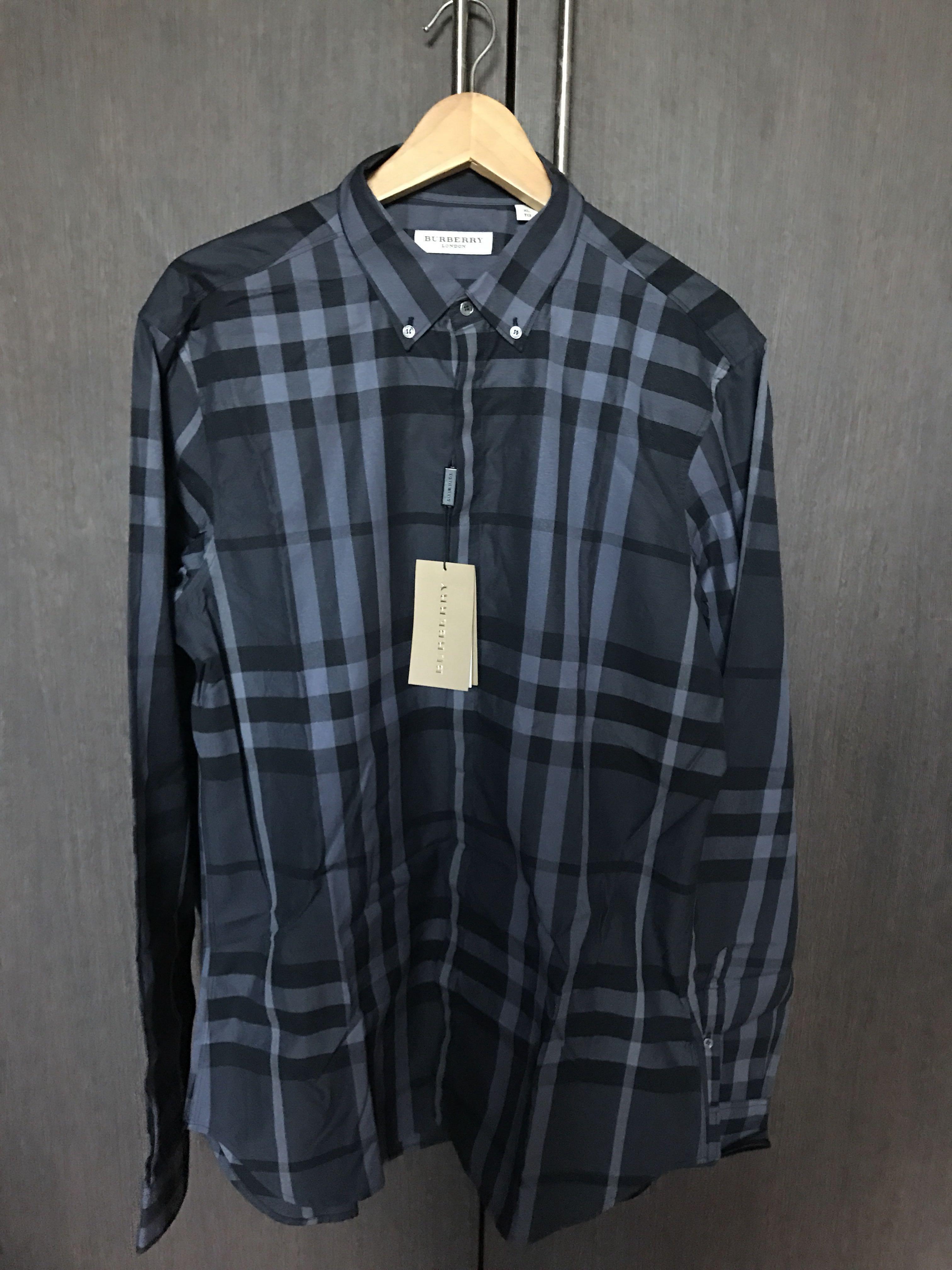 39ba1a6290c Brand new men Burberry shirt in size XL