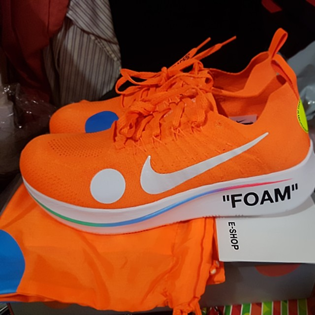 eef39cbf3 Reduced!! Brand new Nike x Off White zoom fly Mercurial Flyknit ...