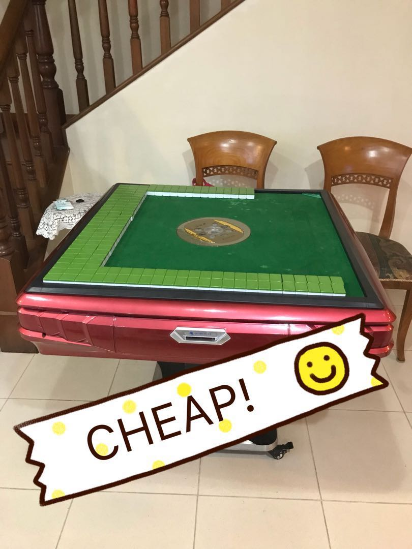 Excellent Cheap Automatic Mahjong Table Download Free Architecture Designs Sospemadebymaigaardcom