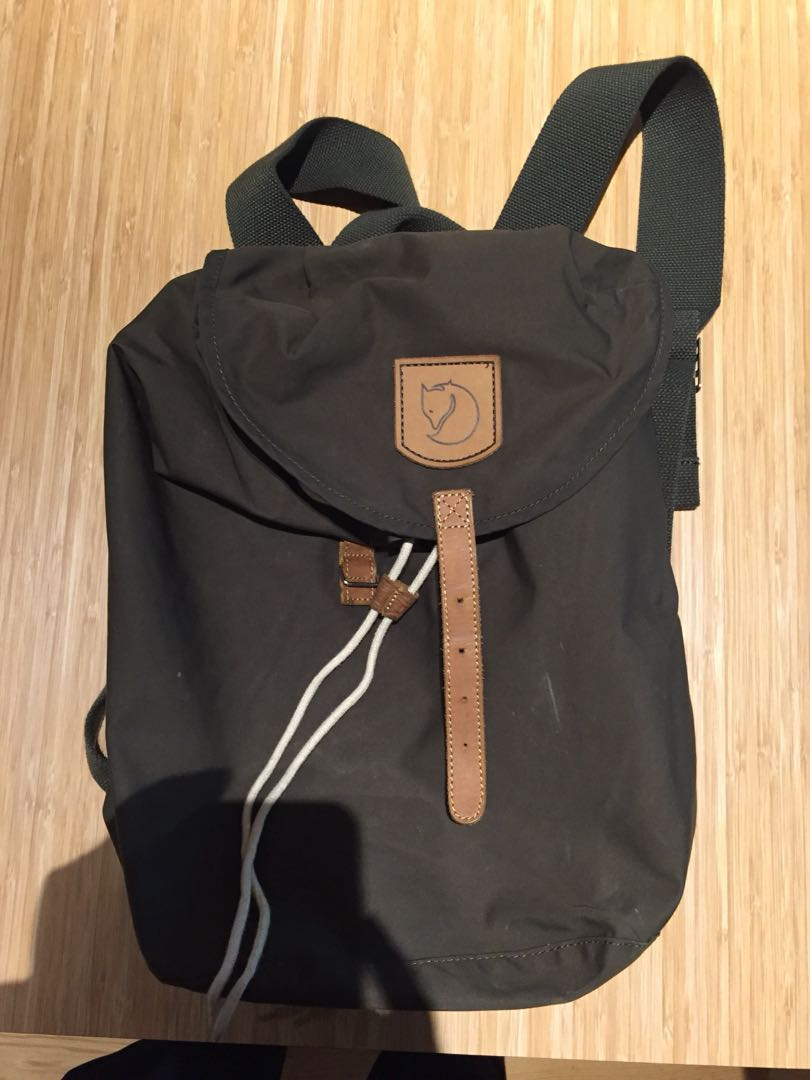 9657349a79f Fjallraven Greenland Backpack Small Green
