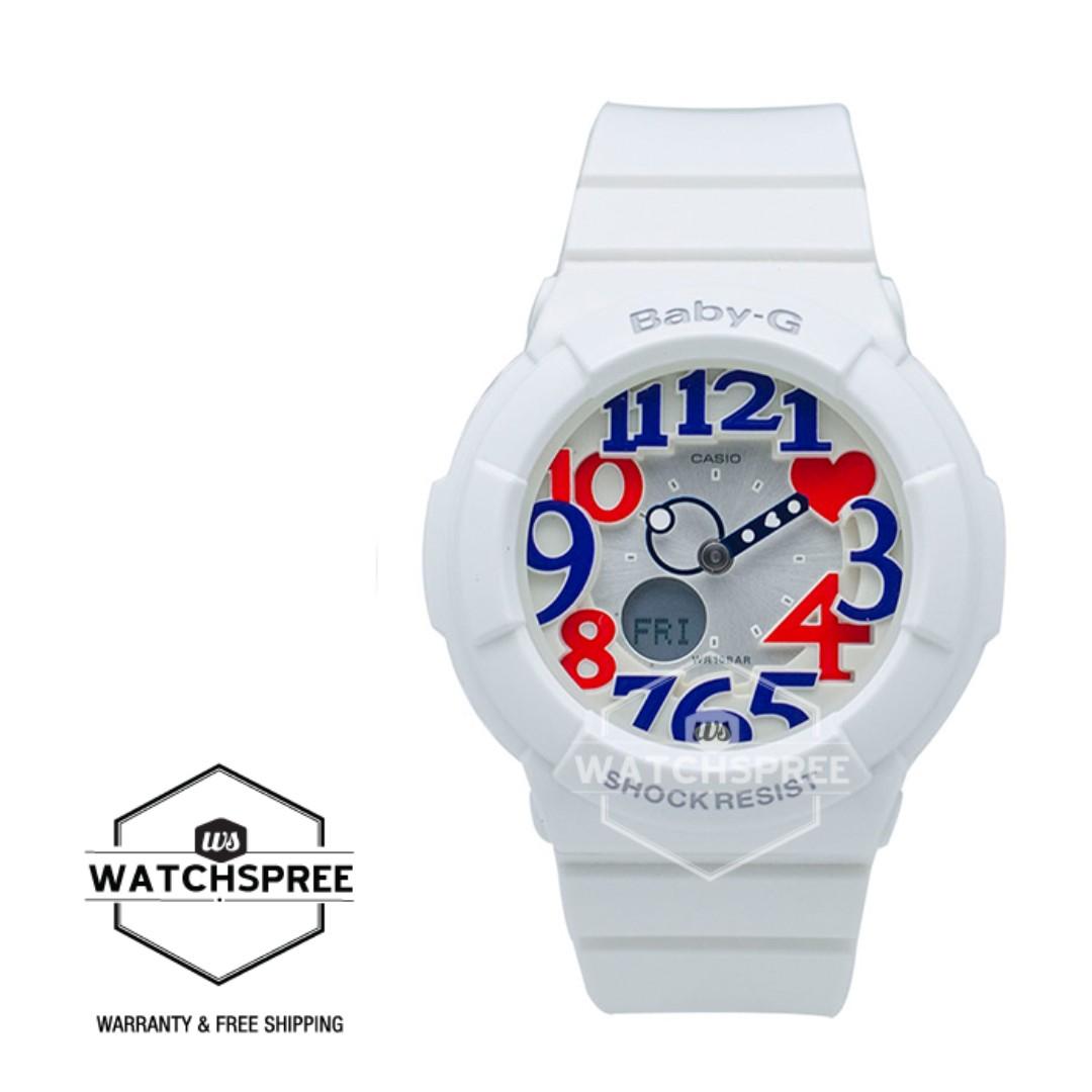 Free Delivery Casio Genuine Bga130tr 7b 100 Authentic With 1 Baby G Bga 150ef 4b Original Year Warranty 130tr7b 130tr Bga130tr7b Womens Fashion Watches On Carousell