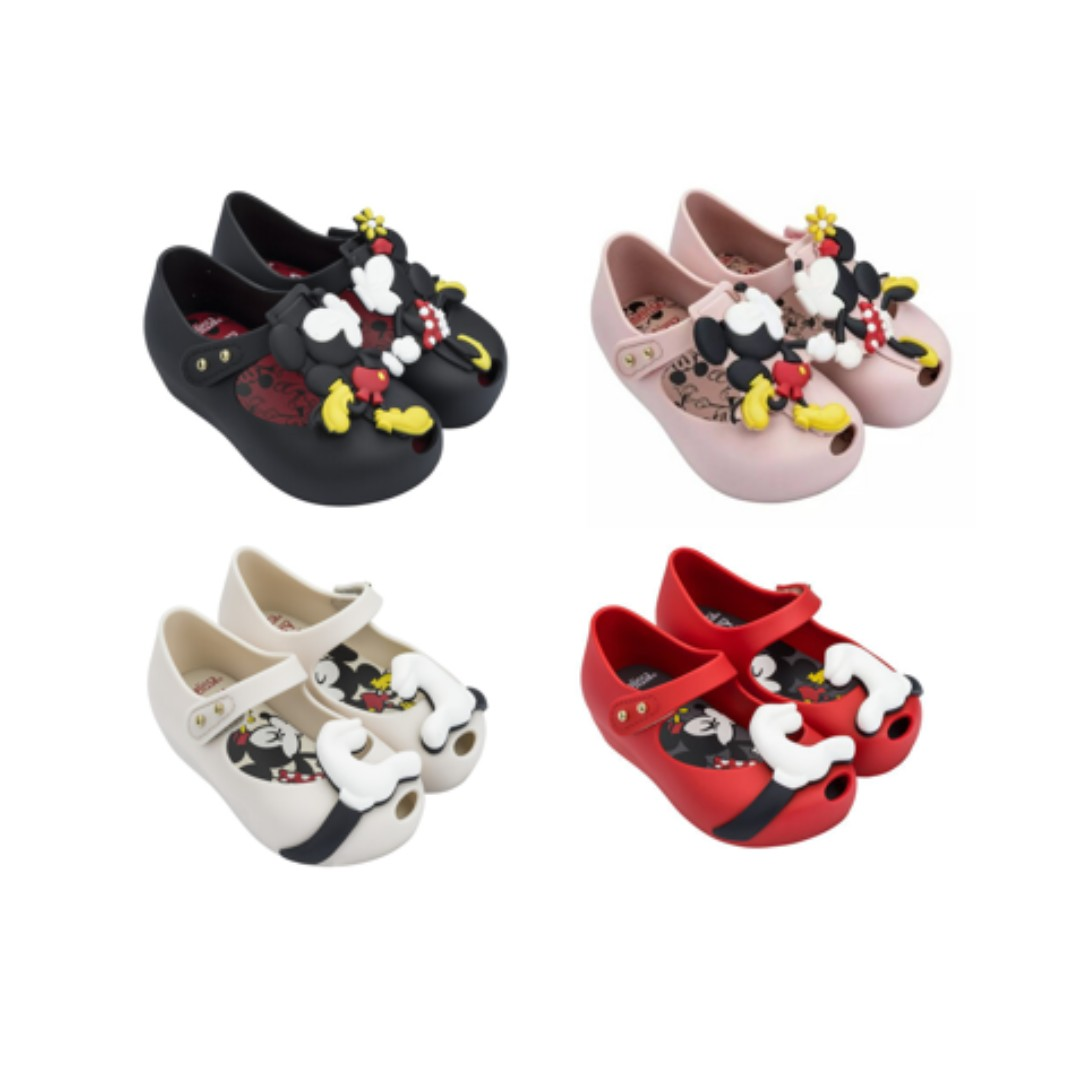 98a9b01a4 GSS - Mini Melissa Ultragirl + Disney Twins III, Babies & Kids ...