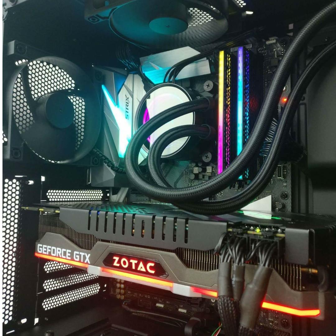 GTX 1080 TI GAMING COMPUTER