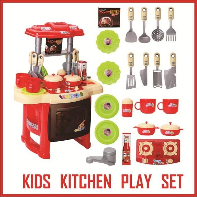 Kitchen Playset Permainan Dapur Kanak Bayi Alat Mainan Dan Walkers Di Carou