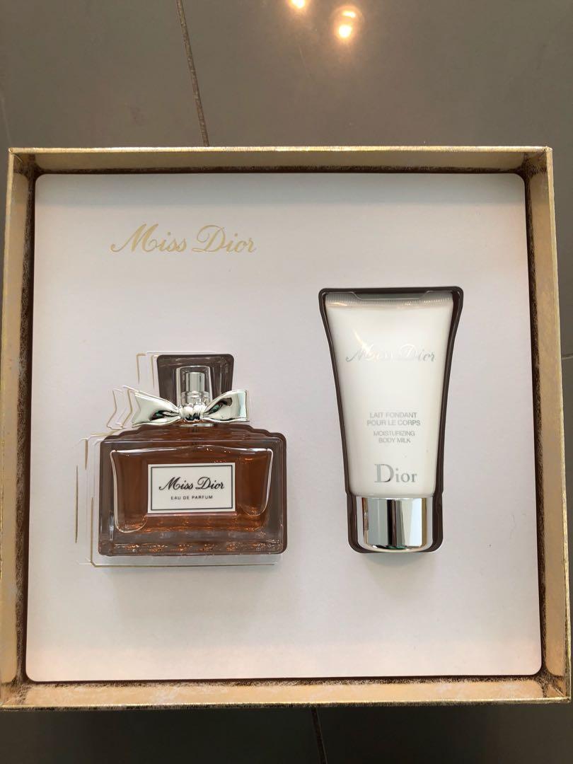 a1827ee058f Miss Dior Eau de Parfum Gift Pack
