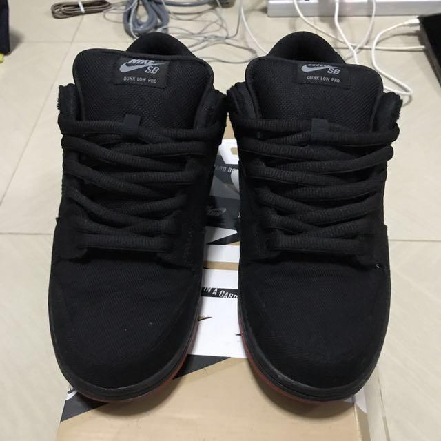 separation shoes 3c373 07816 Nike Dunk Low Pro Premium SB x Levi's US8.5, Men's Fashion ...