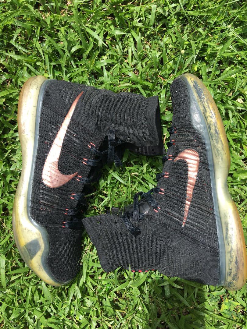 043acfb654e4 Nike Kobe X elite rose gold