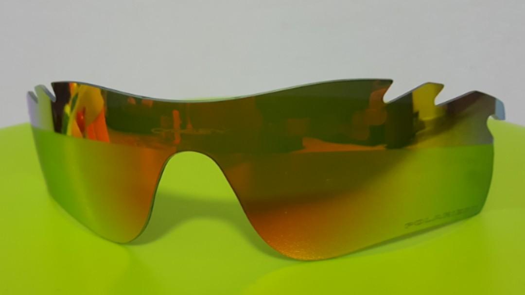 62bd4b59cf2 Oakley Fire Iridium radarlock lens (polarized)