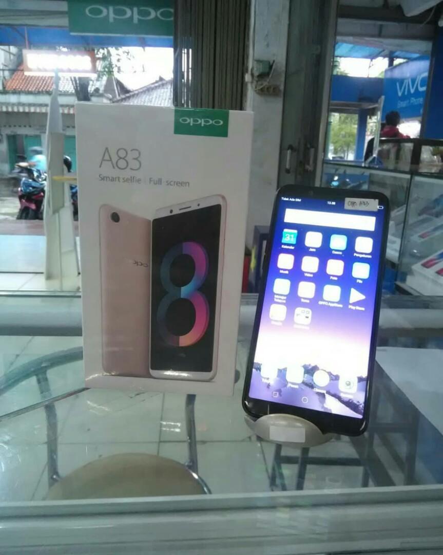 Oppo A83 Elektronik Telepon Seluler Di Carousell