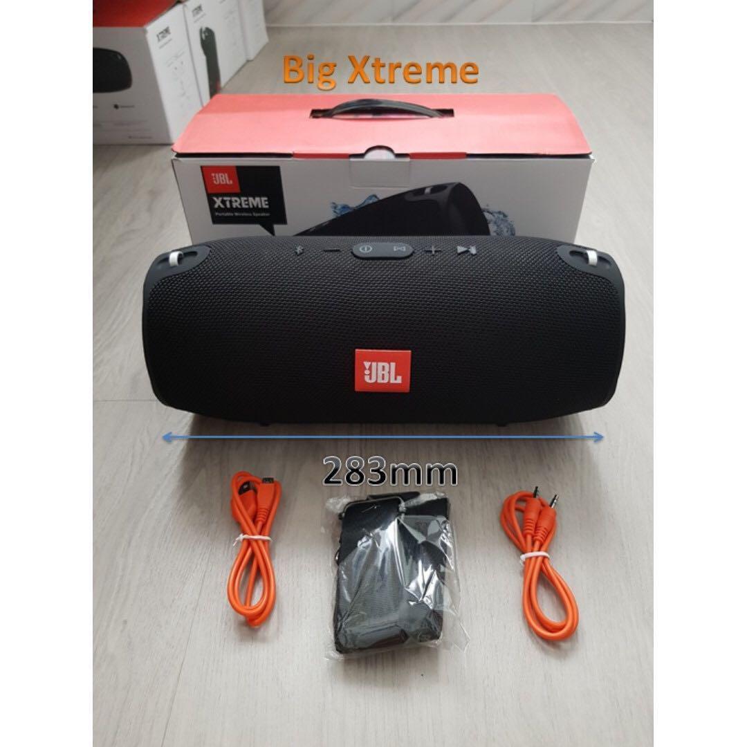 READY STOCK] JBL Xtreme (283mm) OEM Portable Wireless