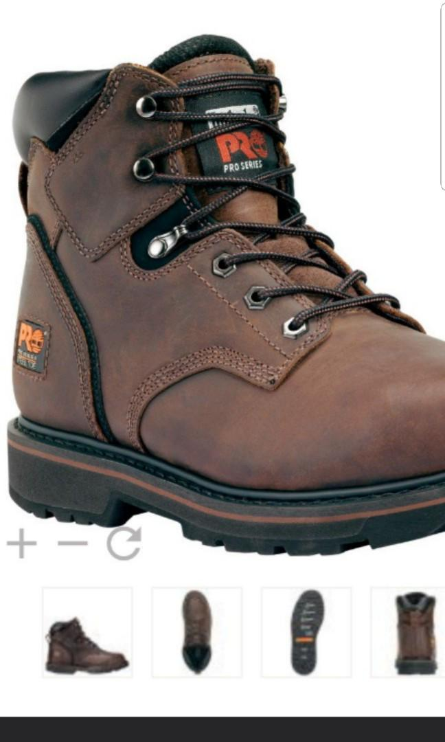 Timberland Pro Safety Boots, Men's