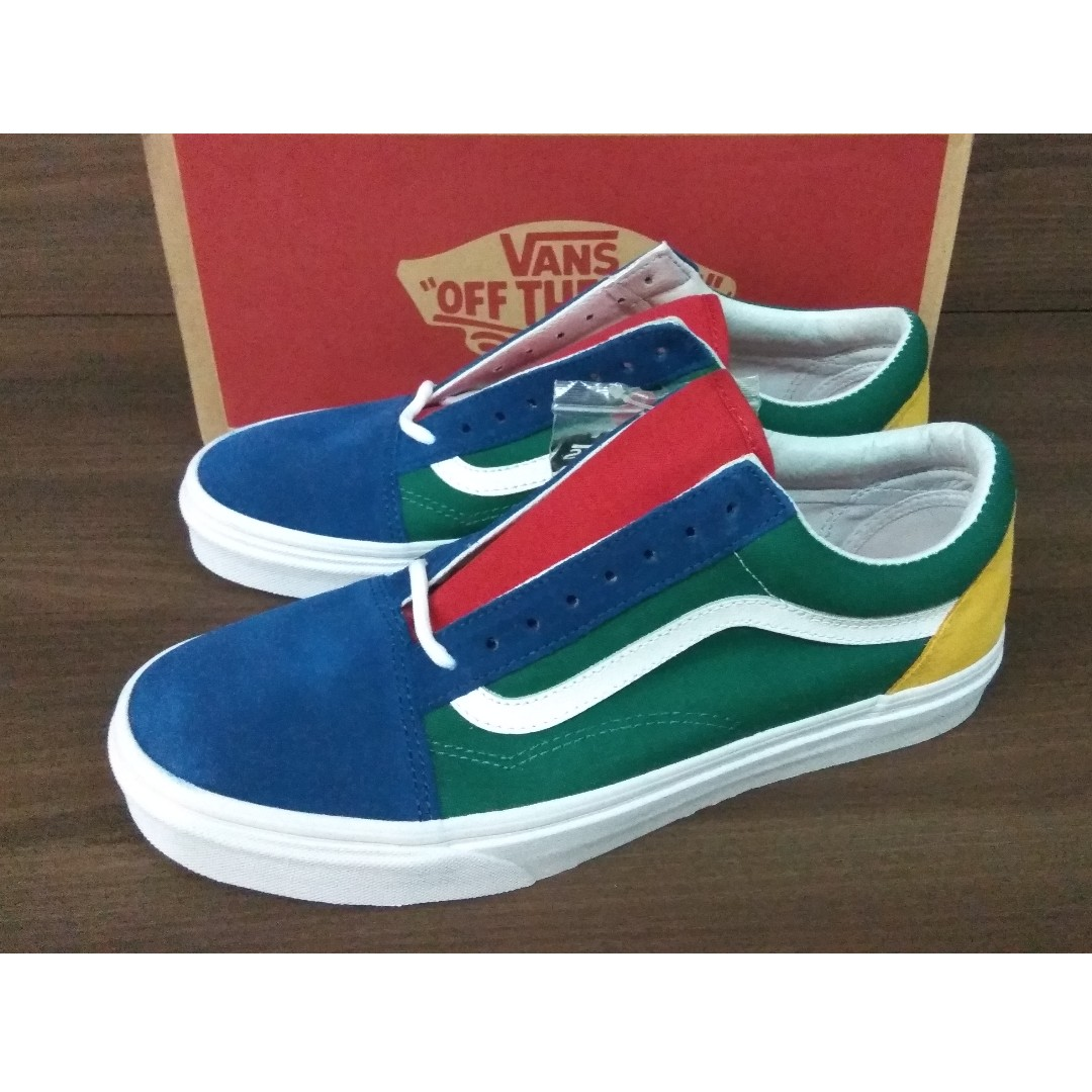 7473d1da5bb4 Vans Old Skool Yacht Club
