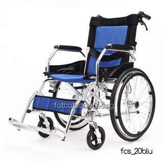 🚚 Premium Lightweight Self Propelled Wheelchair (10.5kg)