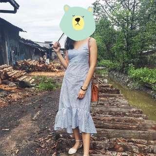 Nineteen89boutique stripe dress