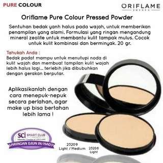 Bedak Pure Colour