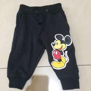 Celana Panjang Mickey