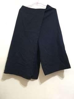 深藍褲裙❤️