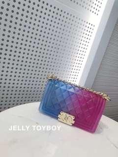 Jellytoyboy 果凍藍