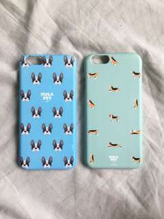 Pulsebox dog pattern phone case iphone 6/6s