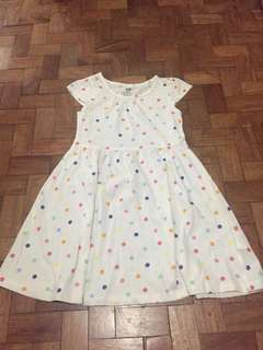 H&M Polka Dots Dress