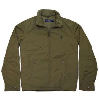 Polo Ralph Lauren Jacket with Concealed Hood